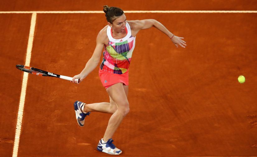 Simona Halep of Romania will hope to make another deep run at the French Open. Getty Images