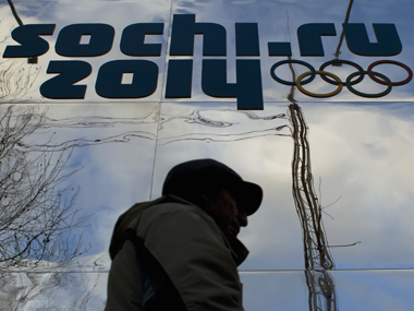 Sochi 2014 Winter Olympic games. Reuters