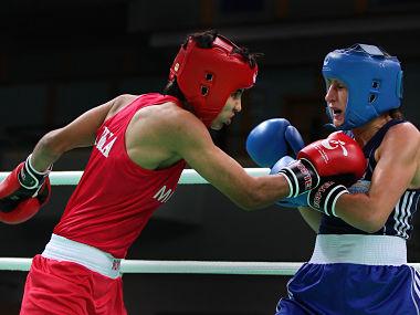Sonia Lather wins silver