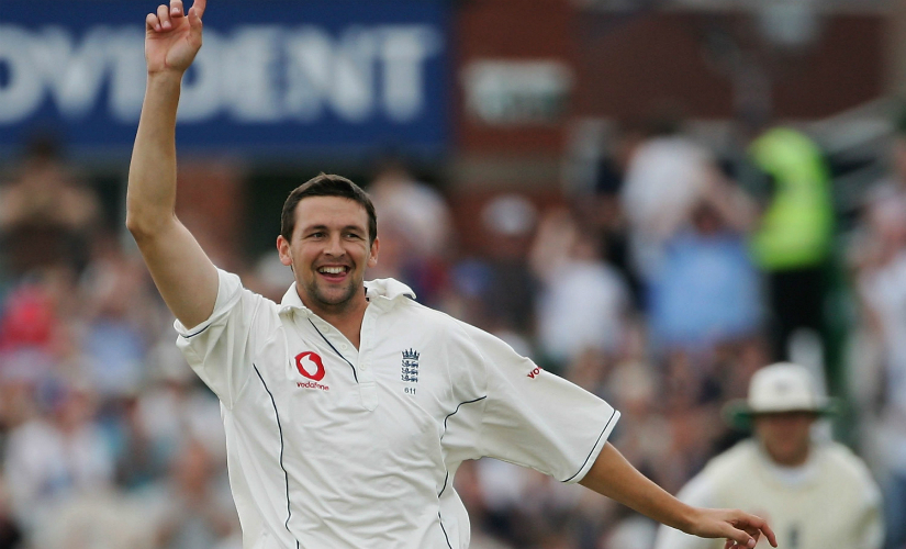 Steve Harmison. Getty Images
