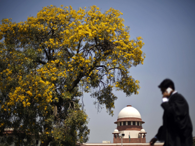 Supreme Court. File photo. Reuters