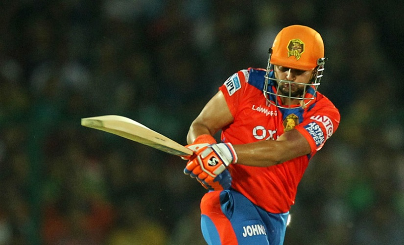 Suresh Raina missed his first ever IPL match this year. BCCI