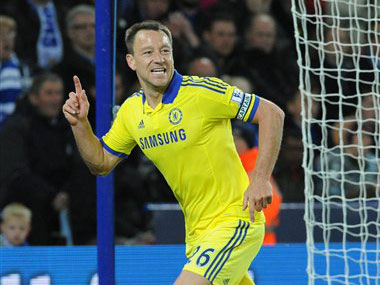 File photo of John Terry.