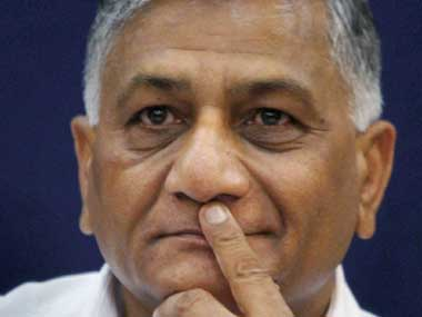 VK Singh said that the attack on the Congolese national was not a racial one. PTI