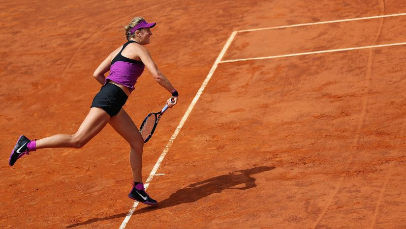 Victoria Azarenka will aim to continue her climb back to the top of the women's rankings at Roland Garros. Getty Images