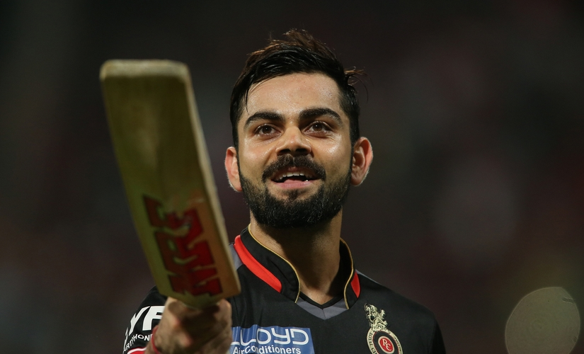 Virat Kohli hit close to a thousand runs and proved to be an able captain for RCB. Sportzpics