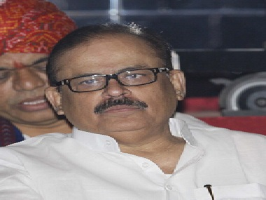 NCP leader Tariq Anwar. Getty Images