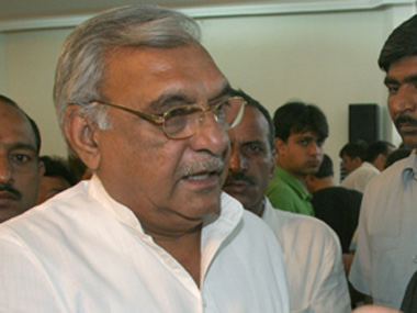 "The agency has registered a case for alleged irregularities in allocation of industrial plots at Panchkula when the then Haryana Chief Minister Bhupinder Singh Hooda was the chairman of Haryana Urban Development Authority (HUDA), a move dubbed by him as ""personal vendetta"". CNN News 18"