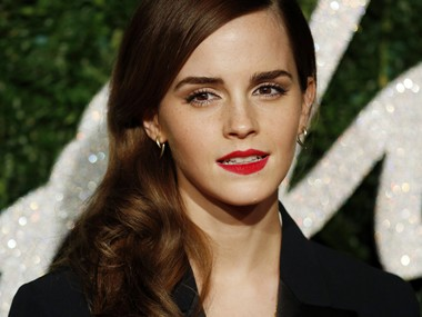 A file photo of Emma Watson. AFP