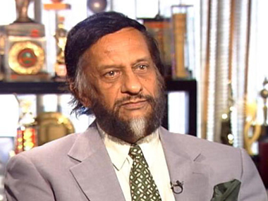 "RK Pachauri says the contents of the chargesheet are ""allegations"" levelled by the complainant."