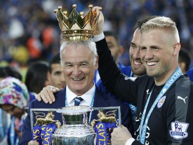King Claudio. AFP