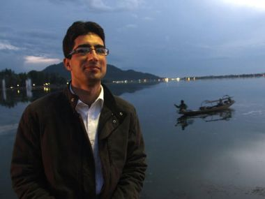 Shah Faesal a medical doctor topped the UPSC exams in the country in 2010, now Director Education he continues to mentor and guide aspiring candidates. Picture courtesy: Facebook