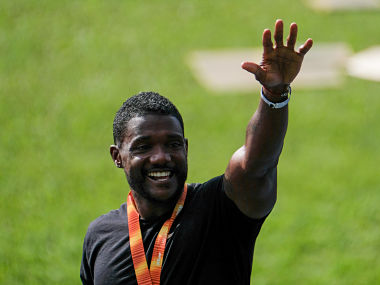 Justin Gatlin hoping for fastest race ever at Rio Olympics. AFP