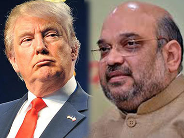 Donald Trump and Amit Shah are raking up religious tensions ahead of elections.