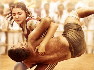 Anushka Sharma in Sultan