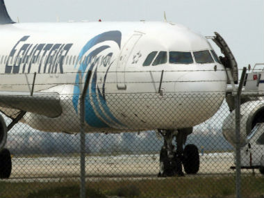 File photo of EgyptAir. Reuters