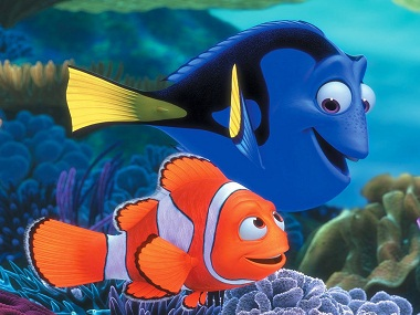 A still from 'Finding Dory'