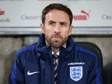 File Photo of Gareth Southgate. Getty Images