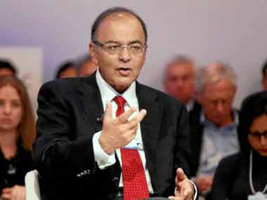 Union Finance Minister Arun Jaitley. PTI