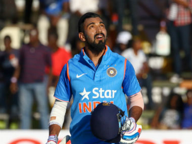 KL Rahul hammered 196 runs from three games in the recently-concluded ODI series. AFP