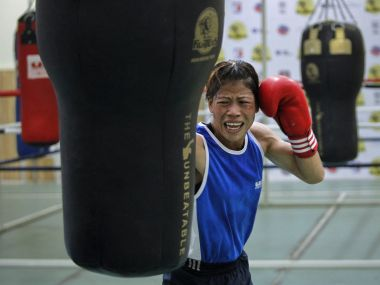 For someone who had to fight for everything in life, the ring seems a way of life for Mary Kom. Reuters