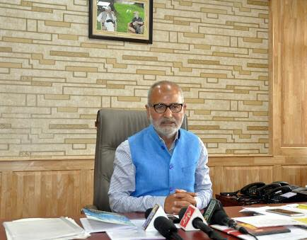 File image of Naeem Akhtar. Facebook
