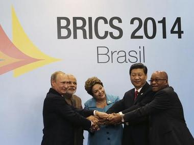 New Development bank BRICS