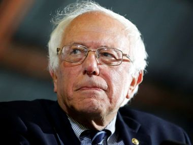 File photo of  Bernie Sanders. Reuters