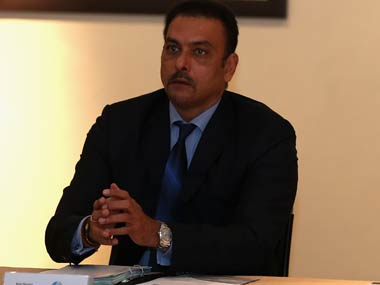 File image of Ravi Shastri. Getty Images