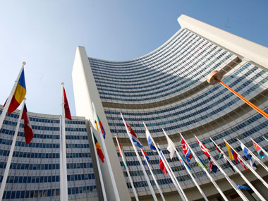United Nations office. Reuters