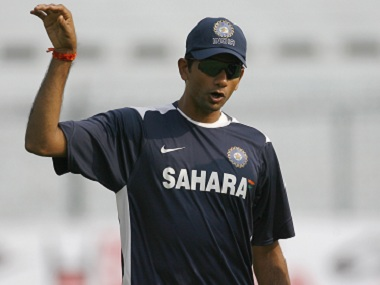 Venkatesh Prasad was India's bowling coach between 2007 and 2009. Reuters