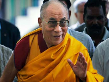 A file photo of Dalai Lama. Reuters