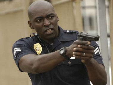 Michael Jace in a still from The Shield