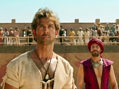 A still from 'Mohenjo Daro'. Screengrab from YouTube