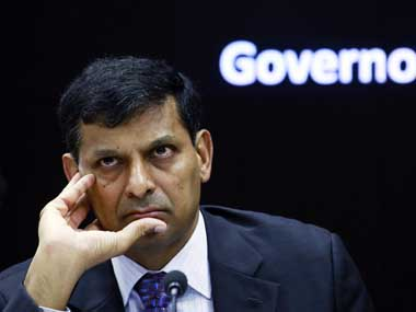 RBI Governor Raghuram Rajan. Reuters