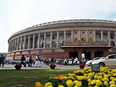 The Rajya Sabha. Reuters