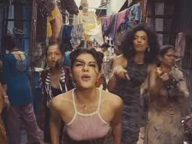 Jacqueline Fernandez stars in the Spice Girls video remake. Image courtesy: Via Youtube