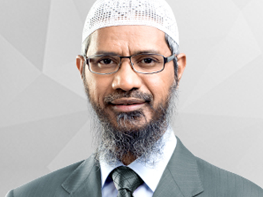 Zakir Naik. Image courtesy: Facebook