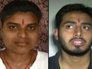 File image of Bihar toppers. CNN-News18