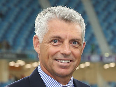 Dave Richardson Internatinal Cricket Council CEO. Getty Images
