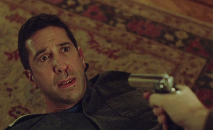 David Schwimmer in 'Feed the Beast'