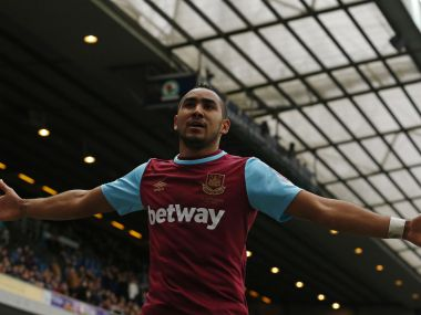 Dimitri Payet has committed his future to West Ham United. AFP