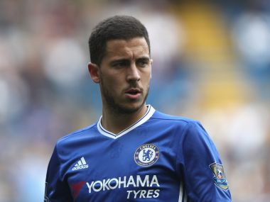 Chelsea's Eden Hazard has vowed to get back to his best ahead of the upcoming Premier League season. GettyImages