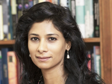 Gita Gopinath - Harvard economist and Kerala's economic advisor