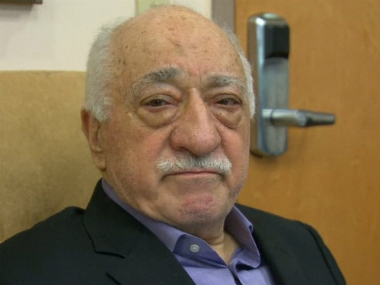 File image of Fethullah Gülen. Reuters