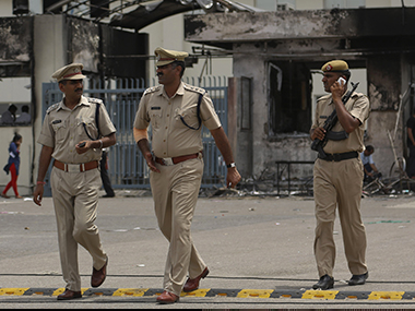 The Haryana police have launched a manhunt for the five absconding men. Representational image. Reuters