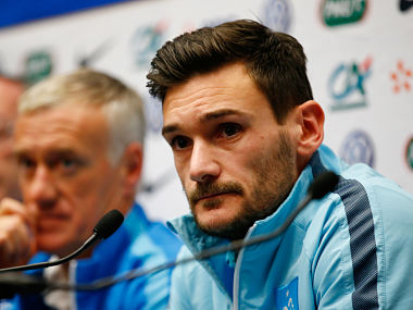 Hugo Lloris .Getty Images