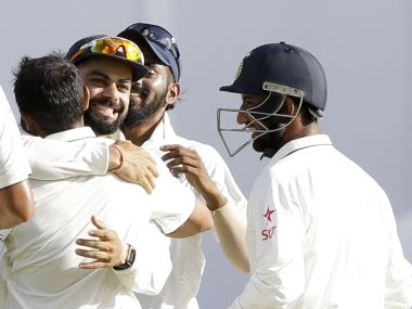 India will look put pressure on West Indies early on Day Three. AP