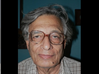File image of Irfan Habib. Wikimedia Commons