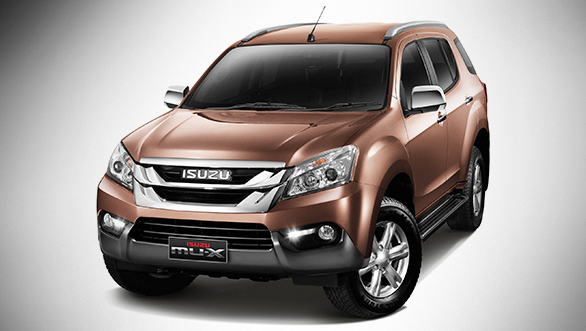 Isuzu mu x road test review a rugged and reliable thoroughbred suv also see sciox Image collections